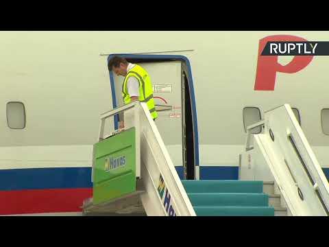 Прибытие Путина в Анкару для участия в трёхстороннем саммите по Сирии — LIVE