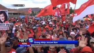 NET5 - Jokowi Batal hadir pada kampanye terbuka di Cimahi