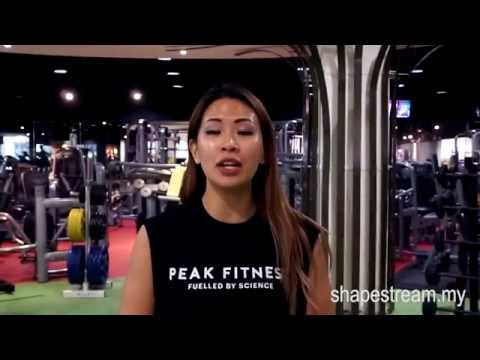 PEAK FITNESS x SHAPE ABS & ARMS (MALAYSIA) 2016