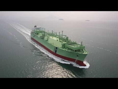 LNG FSRU BW Integrity (Hull Number 2118)