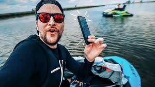 When in doubt, USE YOUR PHONE! (Smart Phone Vlogging)