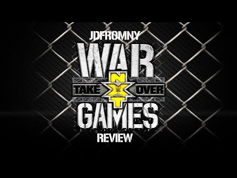 NXT Takeover WarGames Full Show Review & Results: HOW CAN WWE SURVIVOR SERIES 2017 TOP THIS!?