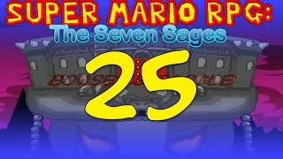 Let's Play RM2k3: Super Mario RPG: The Seven Sages [German/BLIND] TEIL 25: Auf zu Bowser's Castle!