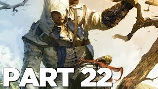 HUNTING DOWN CHARLES LEE in ASSASSIN'S CREED 3 REMASTERED Walkthrough Gameplay Part 22 (AC3)