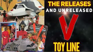 The V Toy Line Released &amp Unreleased!