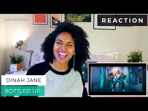 Dinah Jane – Bottled Up (ft. Ty Dolla $ign & Marc E. Bassy) | M-Angel Reaction