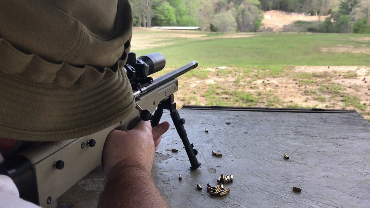 Crickett CPR at 300 Yards