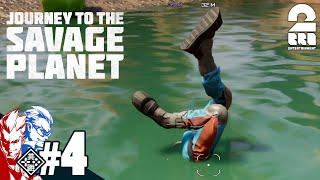 #4【探検】弟者,兄者の「journey to the savage planet」【2BRO.】