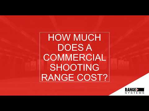 How Much Does a Commercial Shooting Range Cost? | Webinar #2 Recording | Range Systems