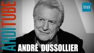 Anré Dussollier se confie sur son métier d'acteur à Thierry Ardisson | INA Arditube