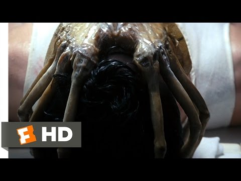 Alien (1979) - Acid Blood Scene (1/5) | Movieclips