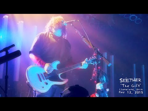 """The Gift"" - Seether - Live @ Cleveland House of Blues - May 12, 2015"