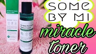 30 DAYS MIRACLE TONER BY SOMEBYMI   GIVEAWAY