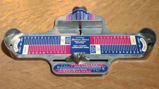 Getting the proper shoe size with a Brannock Device from San Francisco Podiatrist
