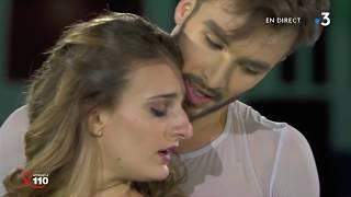 Mondiaux de patinage : Gabriella Papadakis et Guillaume Cizeron lors du Gala de clôture