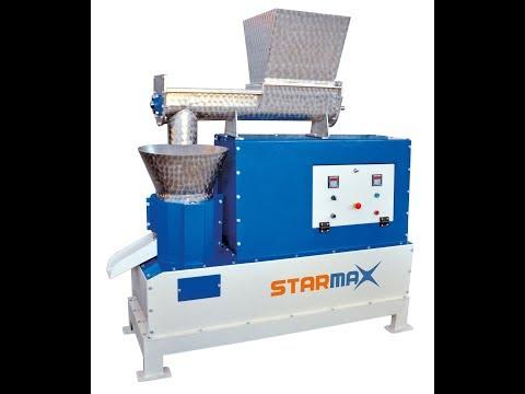 EcoStar500 Pellet Feed Mill Machine (500 kg/h)