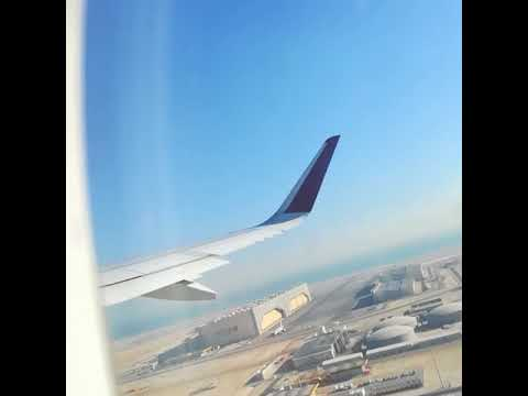 Qatar Airways ( traveling to Iraq vlog2)