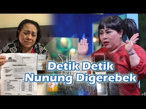 Terjerat Narkoba, Komedian Nunung dan Suaminya Diciduk Polisi