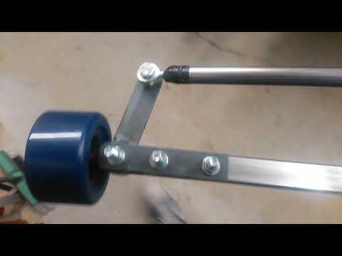 Soapbox Racer Longboard Wheel Steering System