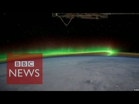 Ozone layer 'shows signs of recovery' - BBC News
