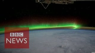 Subscribe to BBC News www.youtube.com/bbcnews The Earth's protectiv...