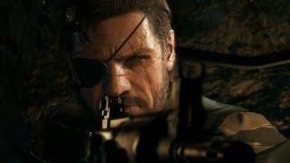 【RED BAND】『MGSV THE PHANTOM PAIN』E3 2013 Trailer