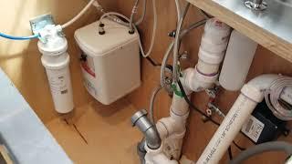 Kitchens under-sink plumbing. 2020. Сантехника для кухни.  file 1