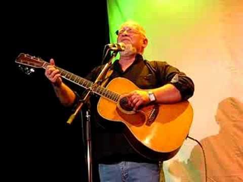 Eric Bogle - Leaving Nancy Live @ The Irish Club Perth