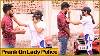 # Trending Flirting to Lady Delhi Police Prank| By RDS Production