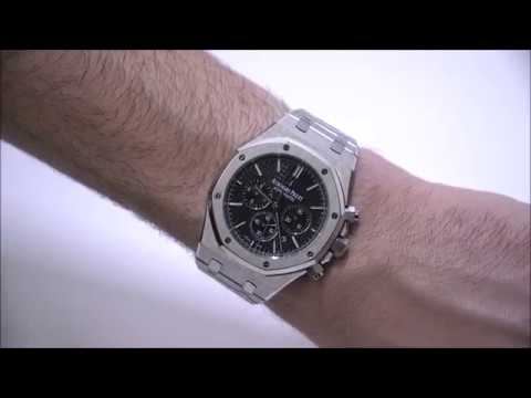 Audemars Piguet Royal Oak Chronograph 41mm Watch Review Ablogtowatch