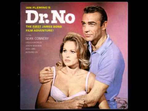dr.no soundtrack- 01 the james bond theme