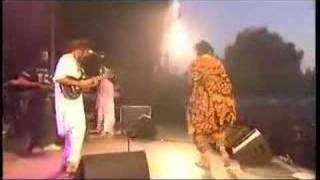 Tiken Jah Fakoly @ Dour Festival 2006
