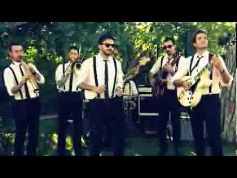The Club Swing Band - I Like Pie I Like Cake
