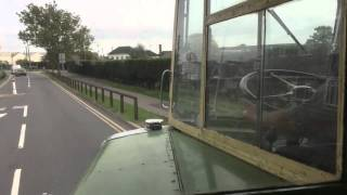 Back home - 1946 Eastern National PD1 2102, LEV 917 at Canvey Island