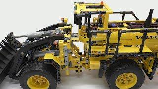 Лего Техник 42030 автопогрузчик Volvo L350F с дистанционным управлением (Lego Techic 42030)