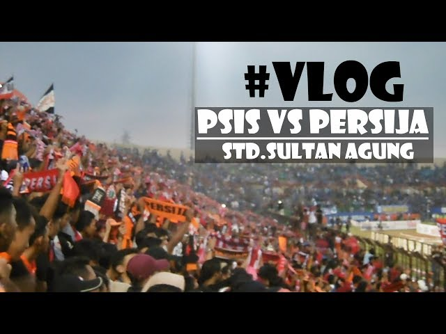 CURI 4 GOL DI BANTUL PERSIJA JAKARTA VS PSIS SEMARANG LIGA 1 GO JEK 20.04.2018