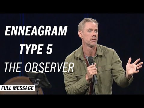 Enneagram #5 The Observer | Sandals Church