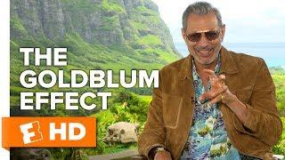 'The Goldblum Effect'   Jurassic World: Fallen Kingdom   Fandango All Access