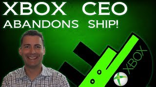 Xbox CEO Quits Microsoft In Game Changing Shake Up! How Much Trouble Is Xbox Scarlett In!?