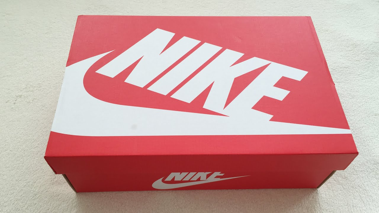 pick up d36e1 fb412 NIKE ROSHE ONE Leather sport shoes surprise unboxing