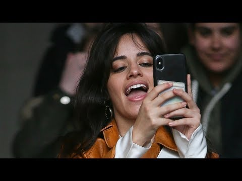 "Camila Cabello Says BF Matthew Hussey ""Makes Me The Happiest person I've Ever Been In My Life"""