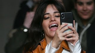 Camila Cabello is happily off the market and it doesn't look like t...