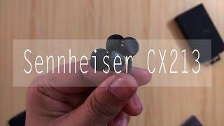 Sennheiser CX 213 Budget Earphones Review | Comparison w/ CX 180