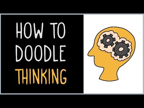 How to Draw Thinking (drawing tips)