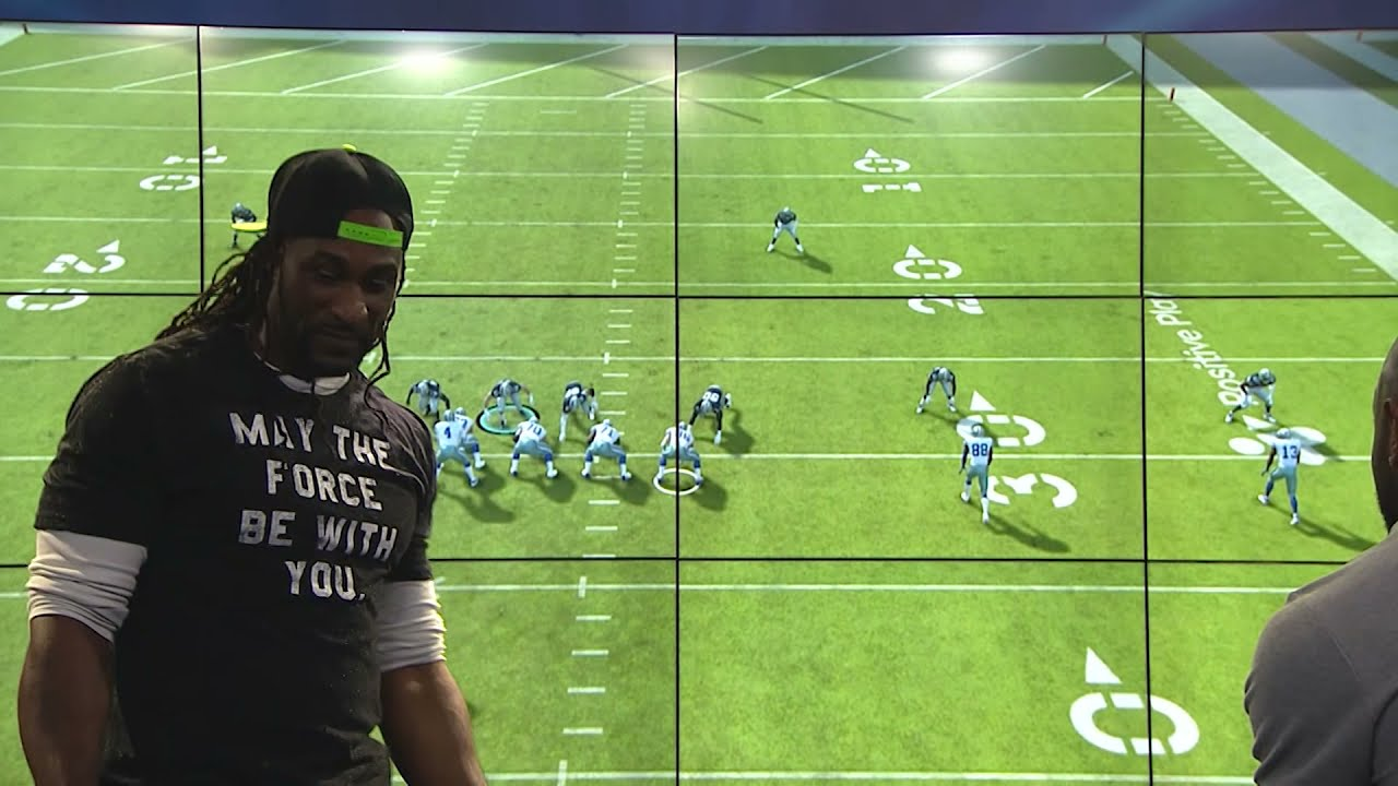 Hit Sticks: Biggest weakness of the Cover 3 | Dallas Cowboys 2021