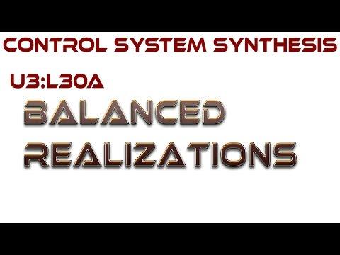 L30A:Balanced Realizations