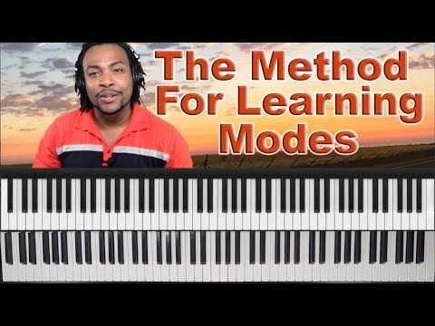 #27: Learn The Seven Church Modes In Minutes