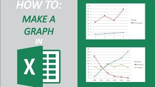 How to Make A Graph in Excel 2016 for Mac