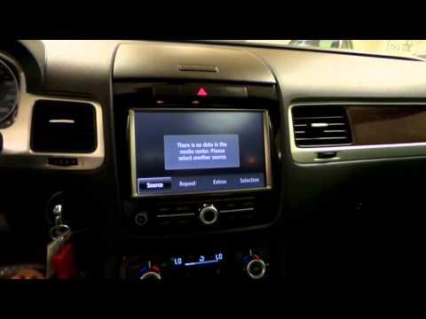 2011 Volkswagen Touareg 4dr TDI Execline 4 Door Sport Utility   Calgary AB   Charlesglen Toyota