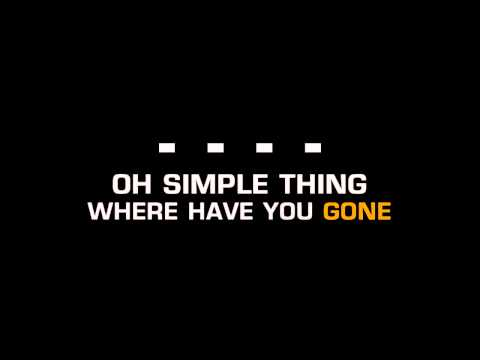 Karaoke Keane - Somewhere only we know